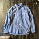 5656WORKINGS/WORKERS SHIRT UNIFORM_OXFORD