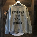 5656WORKINGS/5656BOY SWEAT_GRAY