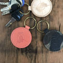 5656WORKINGS/FTP LEATHER KEYHOLDER