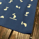 5656WORKINGS/LOGO BANDANA_BLUE