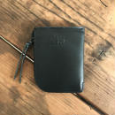 5656WORKINGS/L MOLD LEATHER WALLET_BLACK