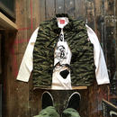 【アウトレット】5656WORKINGS/L&W CITY VEST_TIGER CAMO