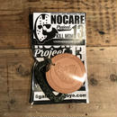 NOCARE/NUME LEATHER KEYCHAIN& KARABINER
