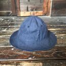 BROWNIE/SIX PANEL HAT_NAVY