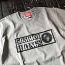 5656WORKINGS/RP TEAM S/S UNIFORM_GRAY