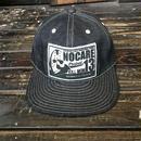 NOCARE/6PANEL DENIM WORK CAP