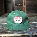 Brownie_ALL DAY CHILL CAP_GREEN