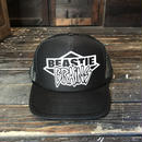 BEASTIE BRAINS/MESH CAP_BLACK