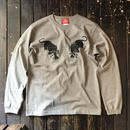 5656WORKINGS/BLK PANTHER PARTY L/S _GRAY