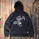 5656WORKINGS/5656BOY HOODIE_NAVY