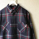 5656WORKINGS/W&B BD CHECK SHIRTS