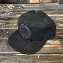 BROWNIE x NOCARE/MESH TRUCKER CAP_BLACK