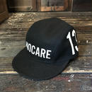 NOCARE/BOOT CAMP CAP_BLACK