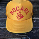 NOCARE/CRYSTALLAKE FACTORY CAP_YELLOW