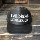 EDC/EVIL DREAD CONFUSION VENICE MESH CAP