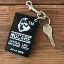 NOCARE/VIP PASS CARD KEYCHAIN