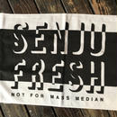 SENJU FRESH/FACE TOWEL