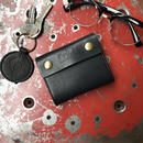 5656WORKINGS/LEATHER COIN CASE_BLACK