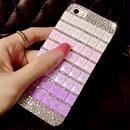 【TH003】 iPhone 6 ケース   きらきら モザイク クリスタル ビジュー ( ラベンダー ピンク ホットピンク ホワイト パープル ) おしゃれ 高級 かわいい ゴージャス