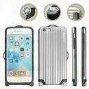 【MT080】iPhoneSE/5/5s /6/6s/6Plus/6sPlus バーチャル スーツケース iPhoneケース ステッカー付 かっこいい おしゃれ 個性的