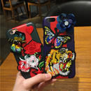 [NW078] ★ iPhone 6 / 6s / 6Plus / 6sPlus / 7 / 7Plus ★ シェルカバー ケース 3D 刺繍 ワッペン デコレーション iPhone ケース