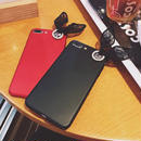 [NW101] ★ iPhone 6 / 6Plus / 7 / 7Plus ★シェルカバー ケース レース うさぎ耳 ラビット 大人 シック iPhone ケース