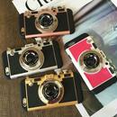 [NW048]  ★ iPhone  SE / 5 / 5s / 6 / 6s / 6Plus / 6sPlus / 7 / 7Plus ★ シェルカバー ケース アンティーク カメラ型