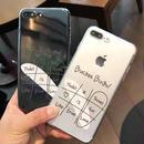 [NW054] ★ iPhone 6 / 6s / 6Plus / 6sPlus / 7 / 7Plus / 8 / 8Plus ★ シェルカバー ケース落書き ビンゴ ロゴ BINGO