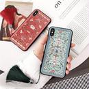 [NW569] ★ iPhone 6 / 6s / 6Plus / 6sPlus / 7 / 7Plus  / 8 / 8Plus / X ★ シェルカバー ケース 民族 エスニック タッセル 中華
