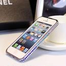 [KK090]iPhone5/5sケース キラキラグラデーションバンパー(6色)