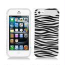 [YS051] iPhone5 /5s ケース ゼブラ柄 ハイブリッド ケース モバイル スマホ カバー しまうま 動物 アニマル