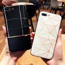 [KS033]★ iPhone 6 / 6Plus / 7 / 7Plus ★ シェル型 ケース ブラック ホワイト シンプル & 大人 デザイン モダン アート 芸術的 デザイン iPhoneケース