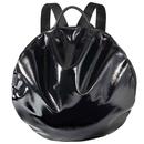 【28393】女性に大人気☆MOSELLE  GLOSSY   - BLACK  Cote&Ciel コートエシエル リュックサック