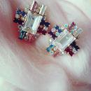 再販!8 color swarovski pierce (new version)