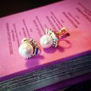 bijou earring ( back pearl) 3