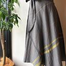 [tamaki niime] makimaki skirt MK-S-001