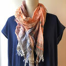 [tamaki niime] roots shawl-middle  RS-M-072