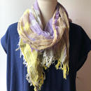 [tamaki niime] roots shawl-middle  RS-M-094