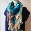 [tamaki niime] roots shawl-big  Basic-16