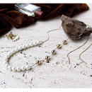 Ceres pearl necklace (2way)
