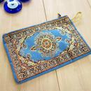 ★ nazapc3     トルコの絨毯柄やタイル柄を再現したトルコデザインポーチ