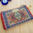 ★ nazapc5   トルコの絨毯柄やタイル柄を再現したトルコデザインポーチ