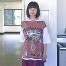 elephant TRIBAL fabrics  /  「明け方ロマンチックス」 T