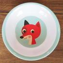 メラミンボウル fox