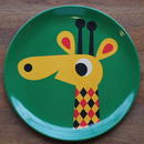 メラミンプレート giraffe