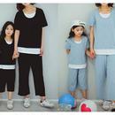 親子お揃いセットアップ(90-140cm)