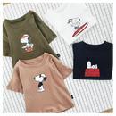 【再/予約終了】プリント Tシャツ(73-130cm)