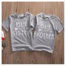 【予約】brother sister tee(100-140cm)