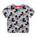 【予約終了】mouse 総柄 Tシャツ(18m-6T)