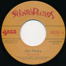 "[SG-049] Q.A.S.B. - Get Down / Double Decker (7"" Vinyl)"